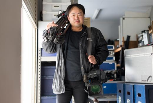 カメラマン(映像オペレーター)